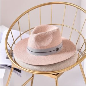 Accessories - Panama Hat - Pink